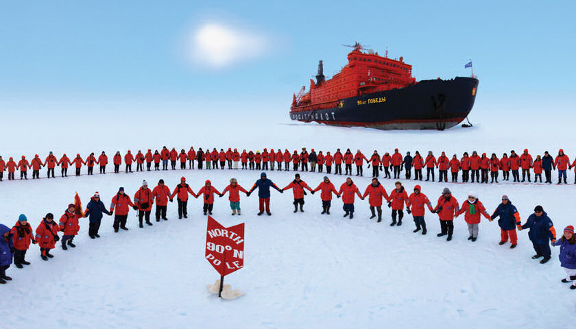 Poseidon Expeditions North Pole