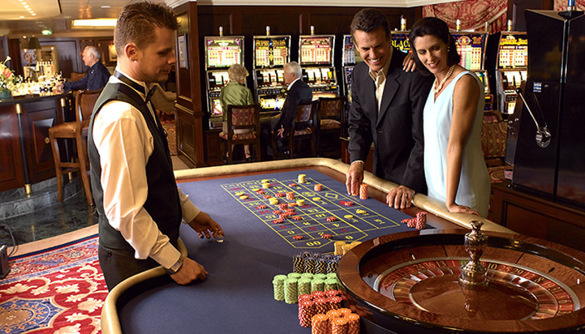 oceania cruises casino