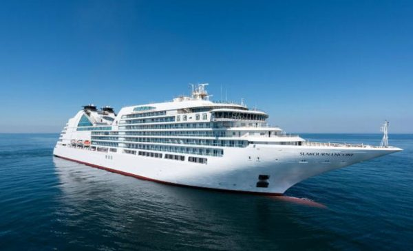 "Seabourn Named ""Best Small-Ship Cruise Line"" by Condé Nast Traveler Readers"
