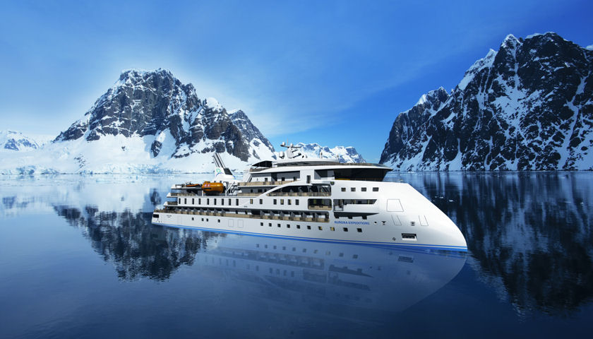 Aurora Expeditions - A New World-Class Expedition Ship