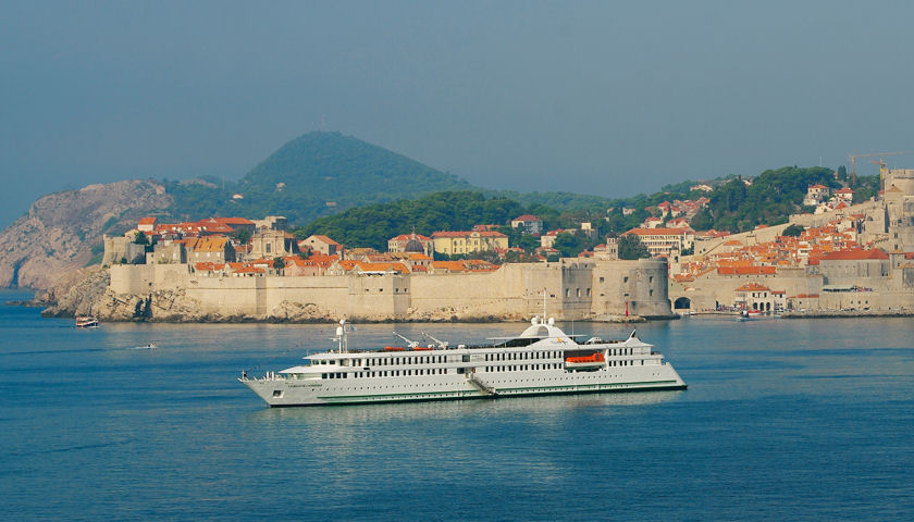 La Belle de l'Adriatique in Dubrovnik