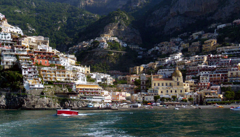 Amalfi Coast flightseeing