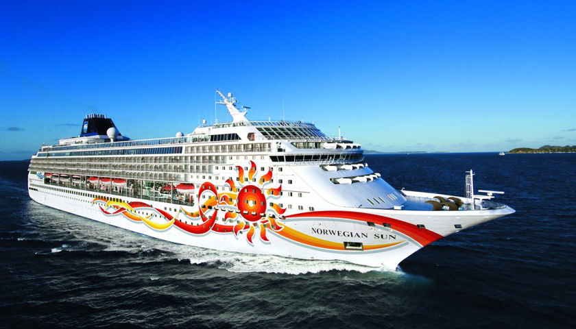NCL Norwegian Sun