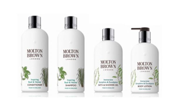 Seabourn Collection Available for Limited Time at Molton Brown Stores