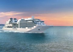Seabourn's Fifth Luxury Ship, Ovation, Successfully Completes Final Sea Trials