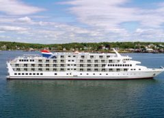 2018 Inaugural Cruise Aboard Brand New Ship American Constitution
