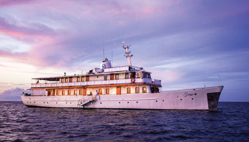 Quasar Expeditions Luxury Yacht