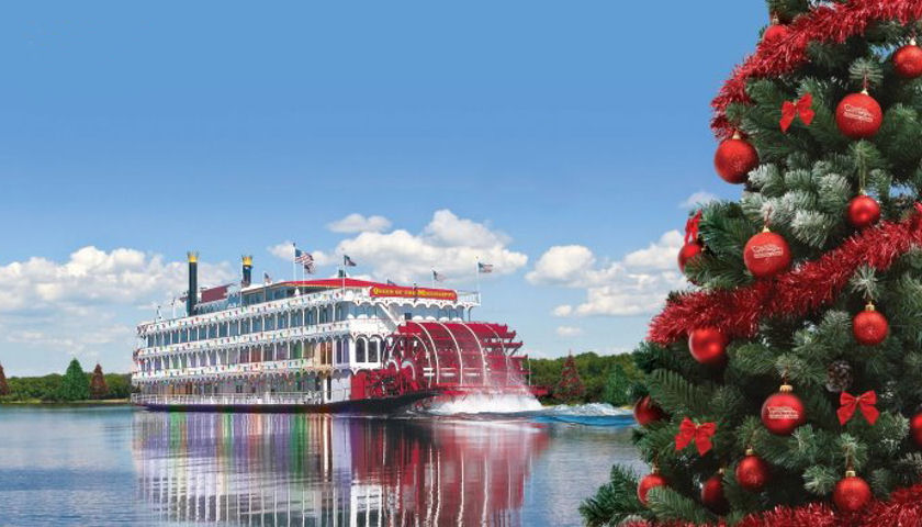 American Cruise Lines XMas