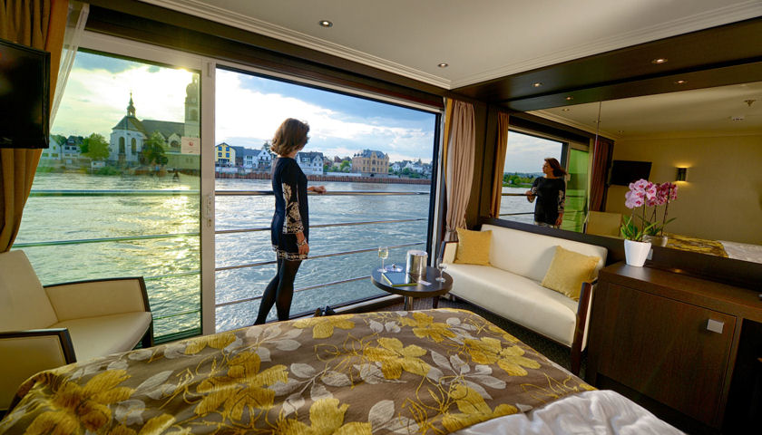 Avalon Waterways Panorama Suite