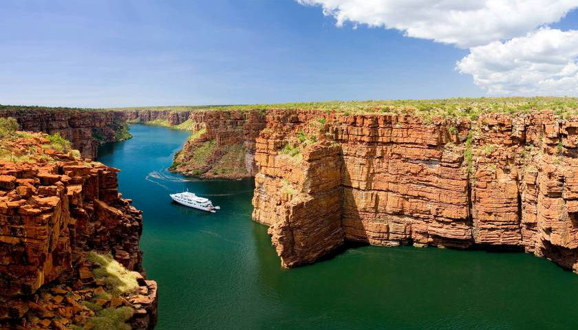 Cruising The Kimberley