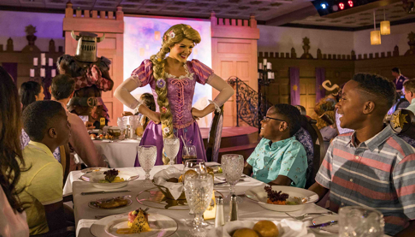 Rapunzel's Royal Table