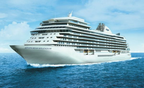 Regent Seven Seas Newest Ship is Open for Reservations