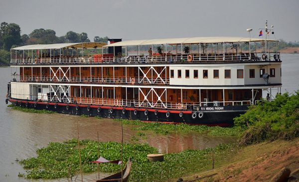 Pandaw Expeditions Offers Classic Mekong in Vietnam & Cambodia