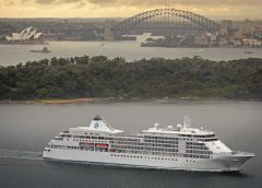 Silversea Unveils Pioneering 7 Continent World Cruise for 2020