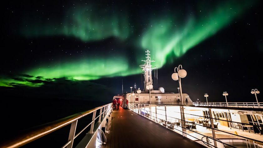 Silversea Northern Lights
