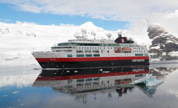 Hurtigruten Offers Biggest Sale Ever with Up to 50% Off for Black Friday