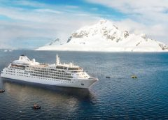 Ice-Classed and Enhanced: The Future for Silversea's Silver Wind