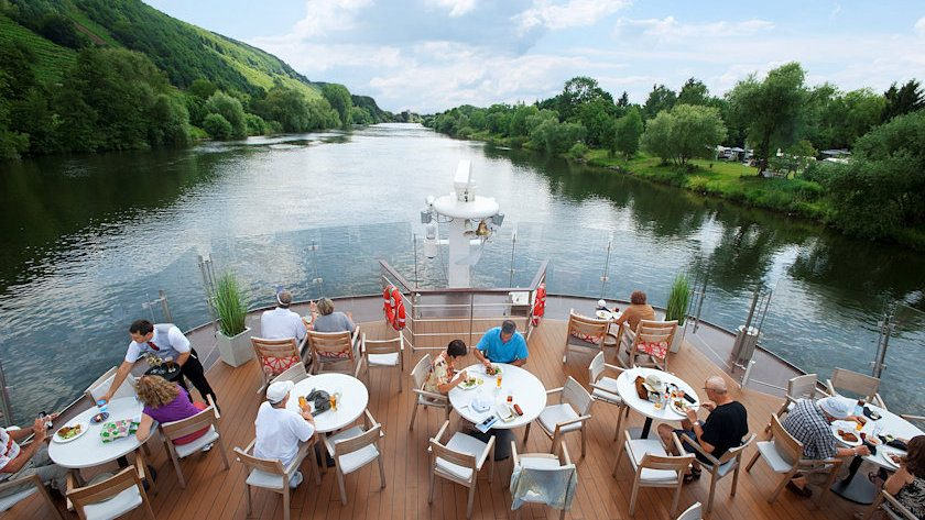 Viking River Cruises Aquavit