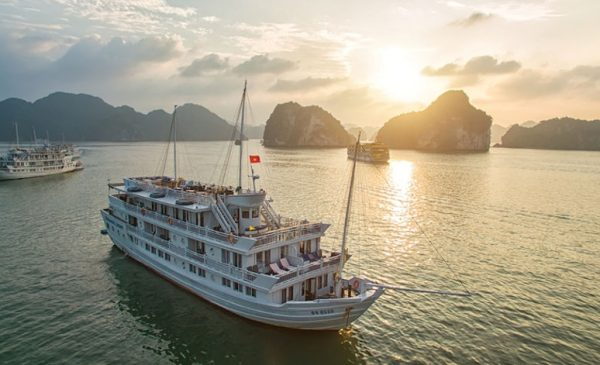 Halong Bay Welcomes Its Most Luxurious Day Cruise Ever