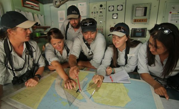 Silversea Welcomes 8 New Expedition Leaders