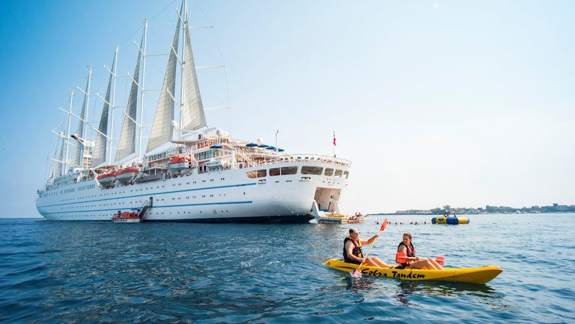 Windstar watersports