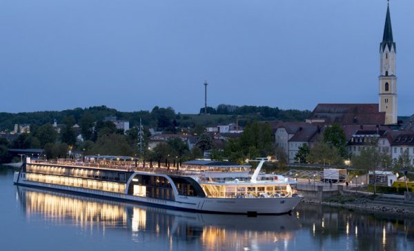 AmaWaterways' Revolutionary Ship, AmaMagna, Welcomes First Guests