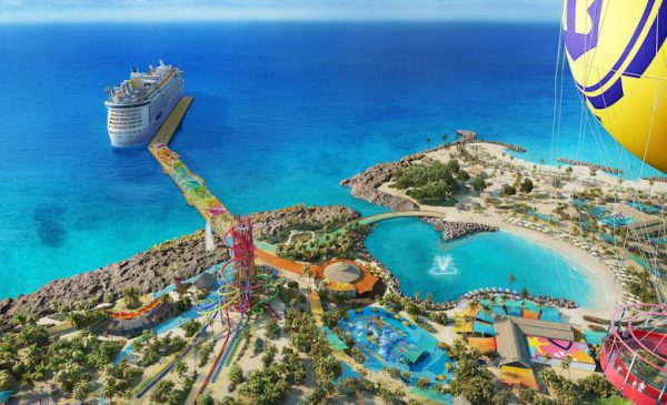 Royal Caribbean Opens $250 Million Private Island in The Bahamas