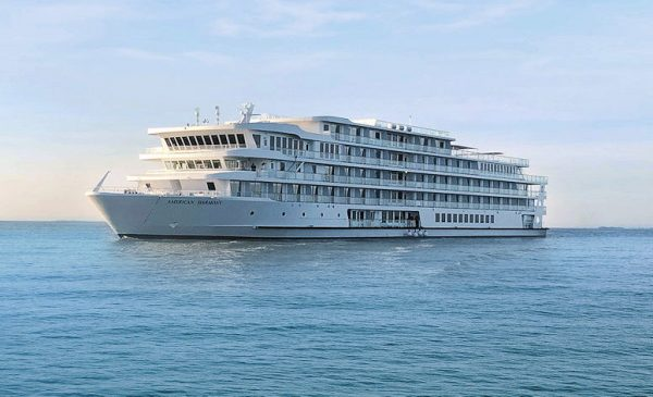 American Harmony, New Modern Riverboat Heads to New Orleans