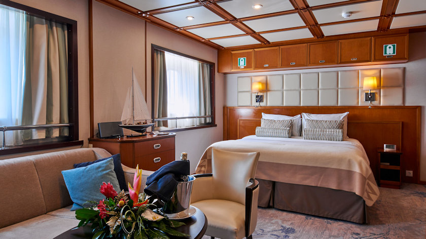 Officers Suite on Wind Surf