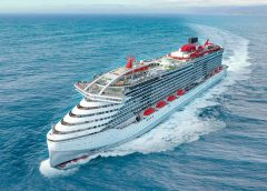 Virgin Voyages Celebrates Delivery of First Ship, Scarlet Lady