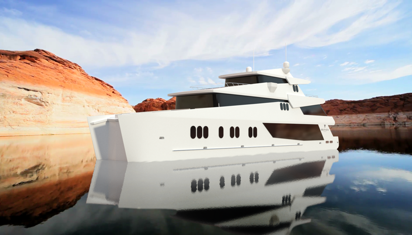 Bravada Yachts Redefining Houseboating As A Luxury Yachting Experience Voyages Magazine